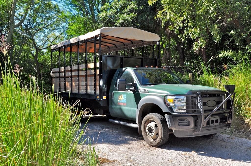The Wild Africa Trek Truck