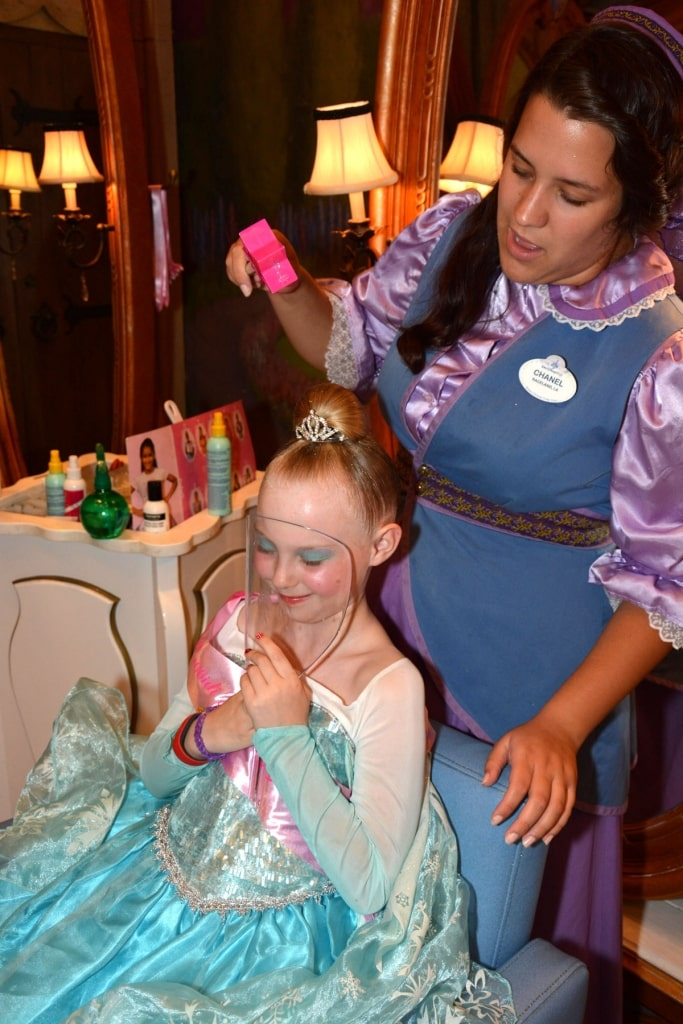 Bibbidi Bobbidi Boutique Make Up