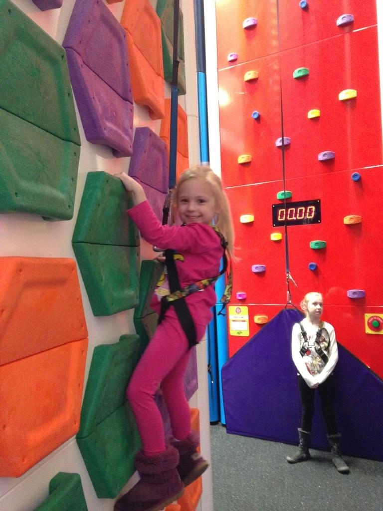 Clip n Climb Climbing Wall