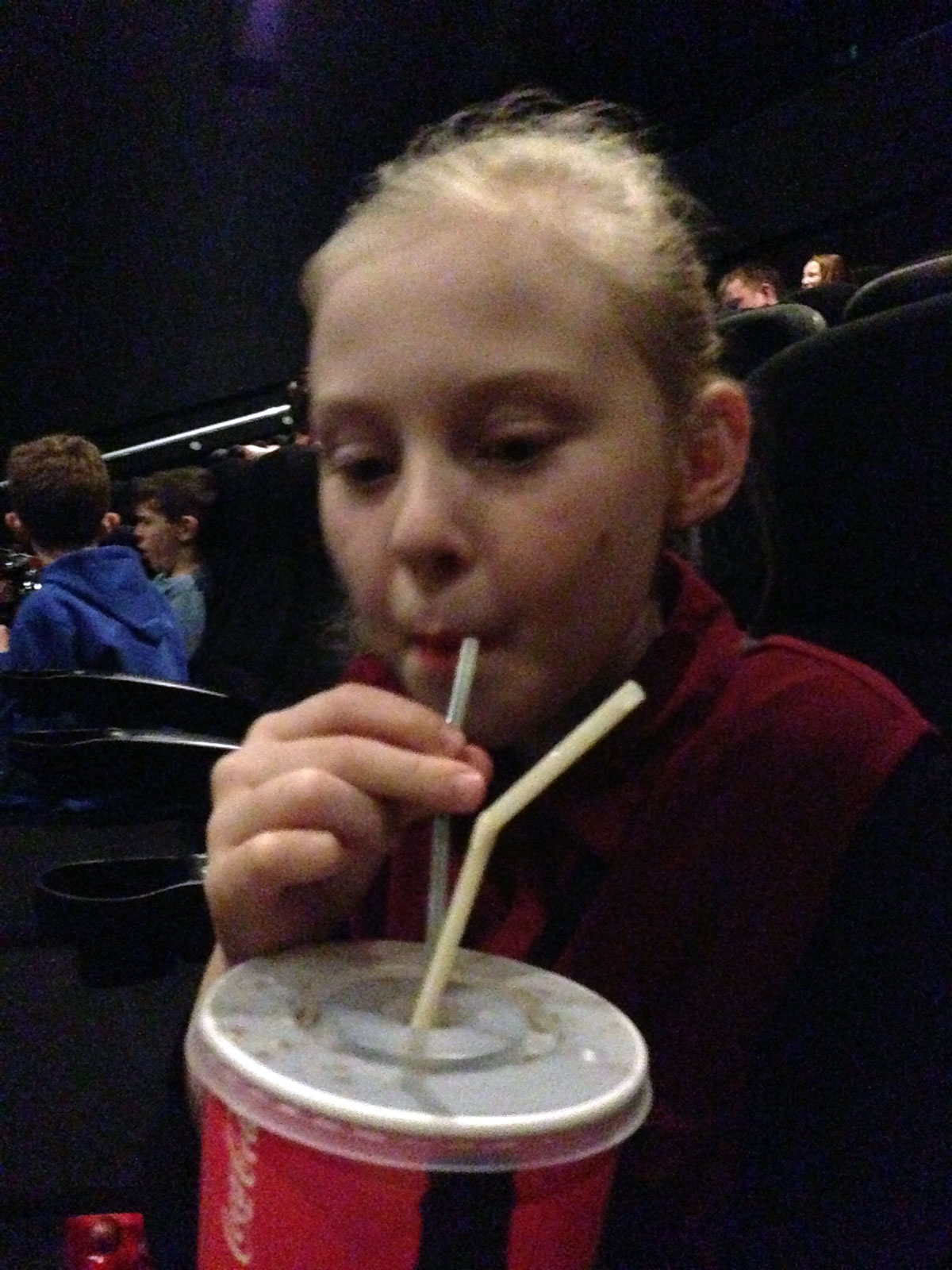 Goosebumps movie too scary for kids