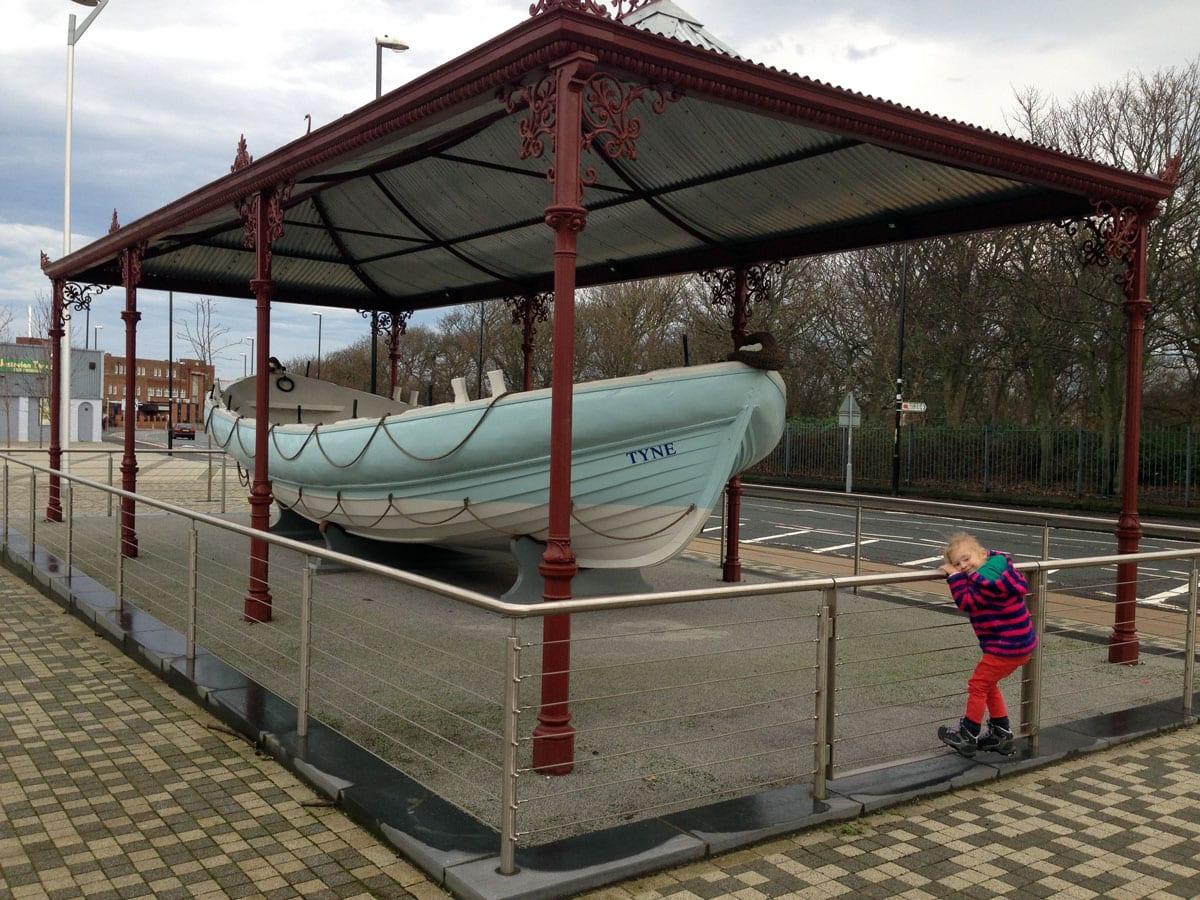 Tyne Life Boat, South Shields