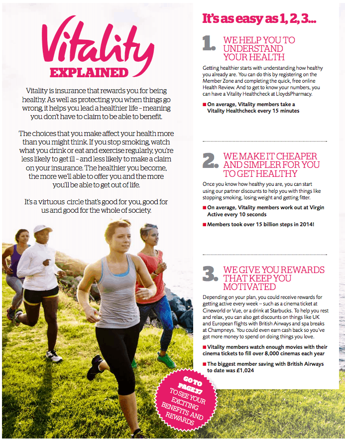 Vitality Points Vitality Life Magazine