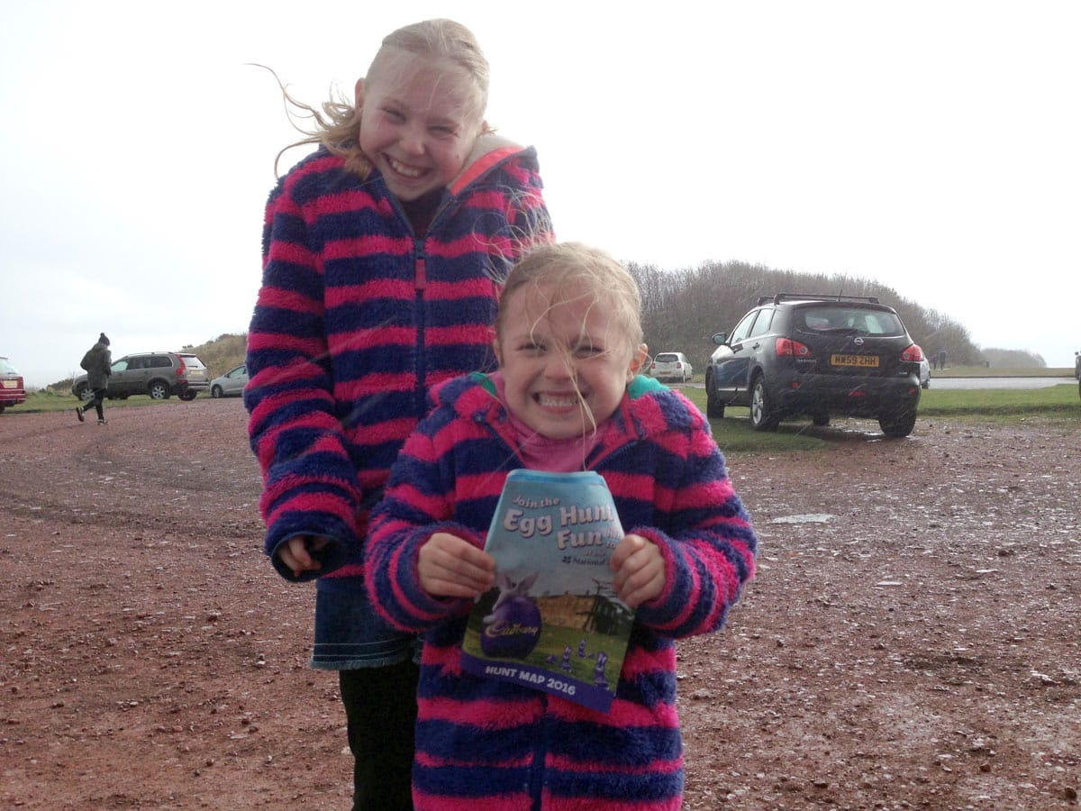 Souter Lighthouse Easter Egg Hunt