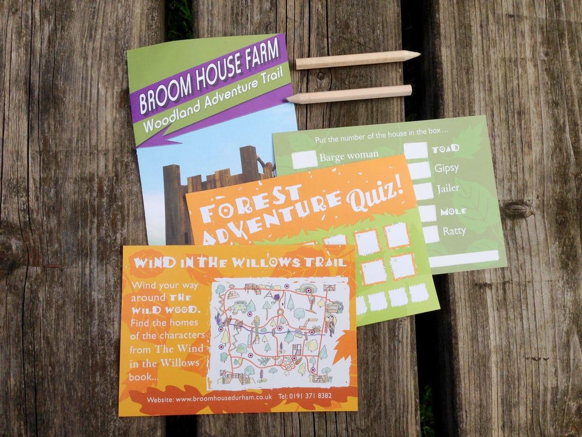 Broom House Farm - Forest Adventure