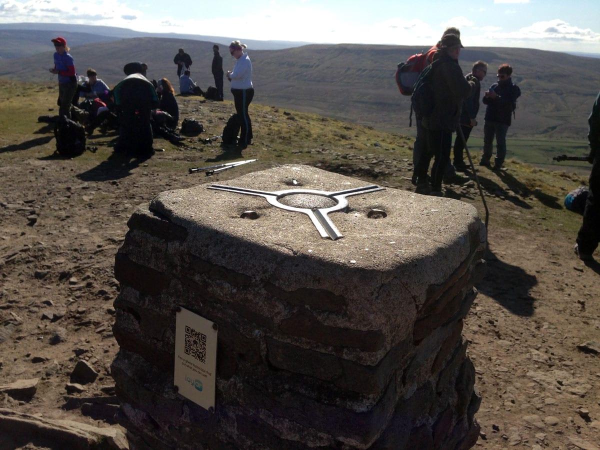 Yorkshire three peaks Pen-y-ghent