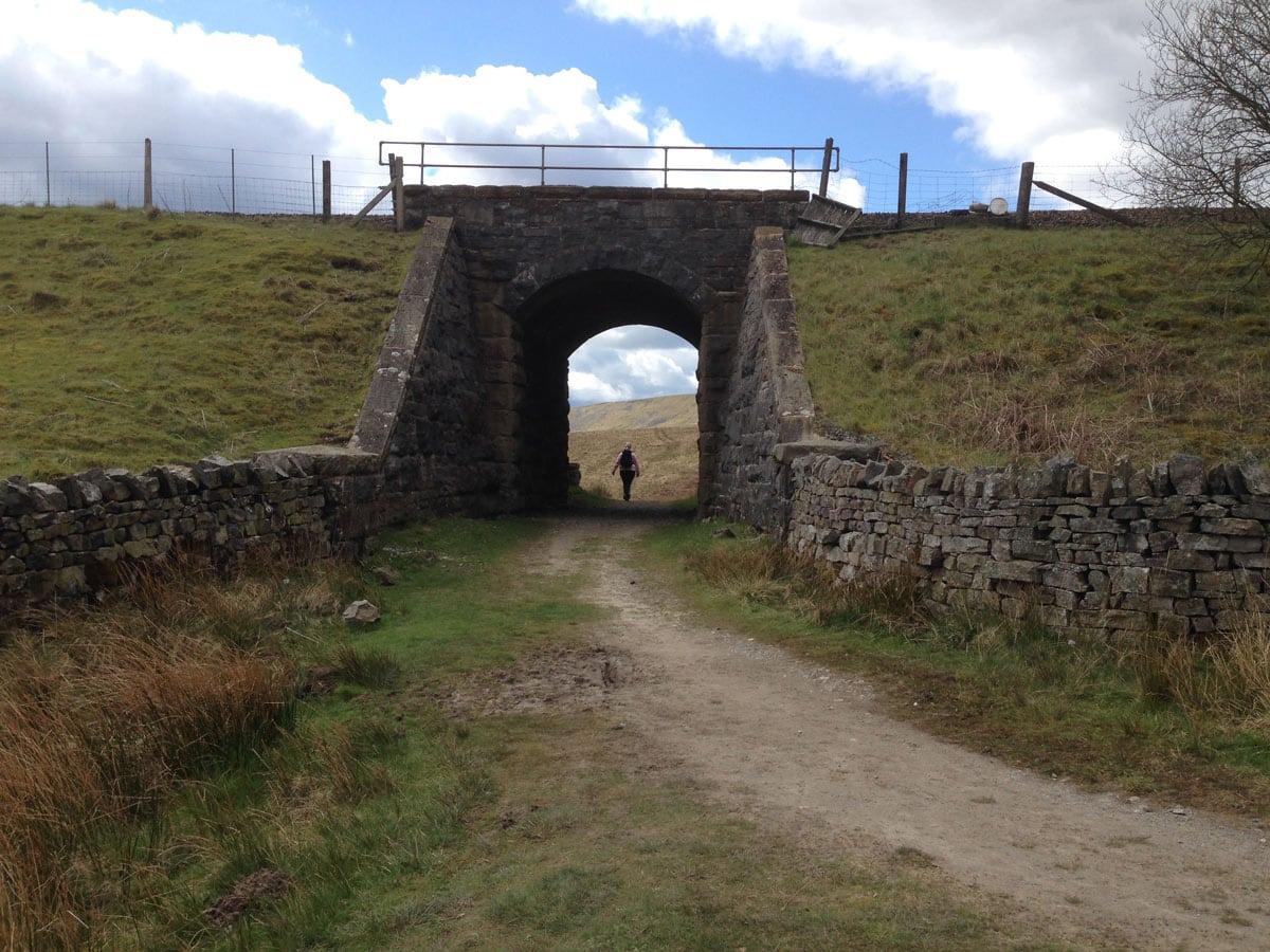 Yorkshire three Peaks Bridge