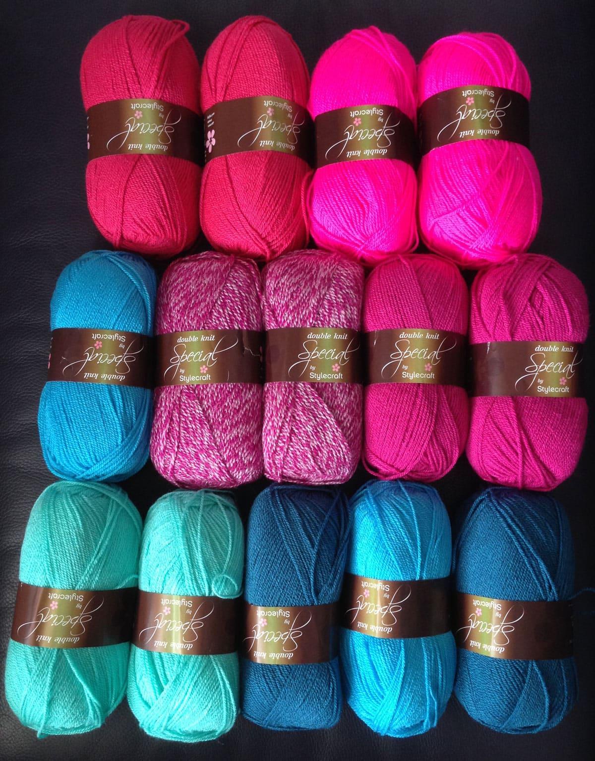 Mermaid Blanket Wool