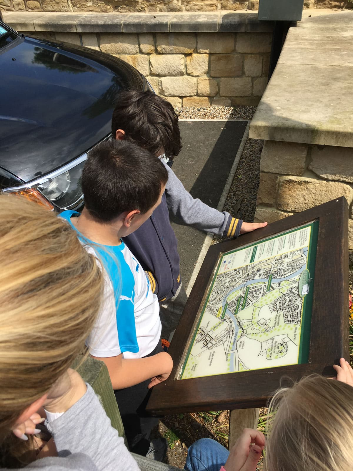 Morpeth Treasure Trail