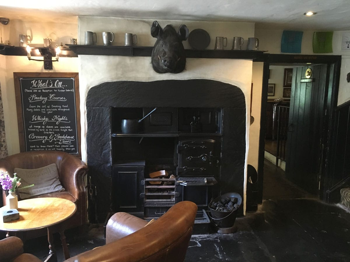 The WIld Boar Inn Bowness