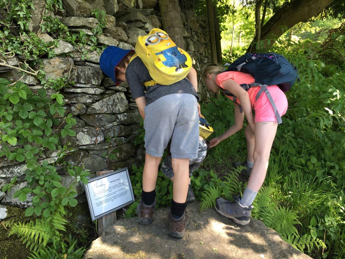 Grasmere Coffin Stone