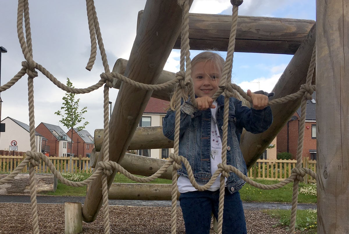 Great Park Playground
