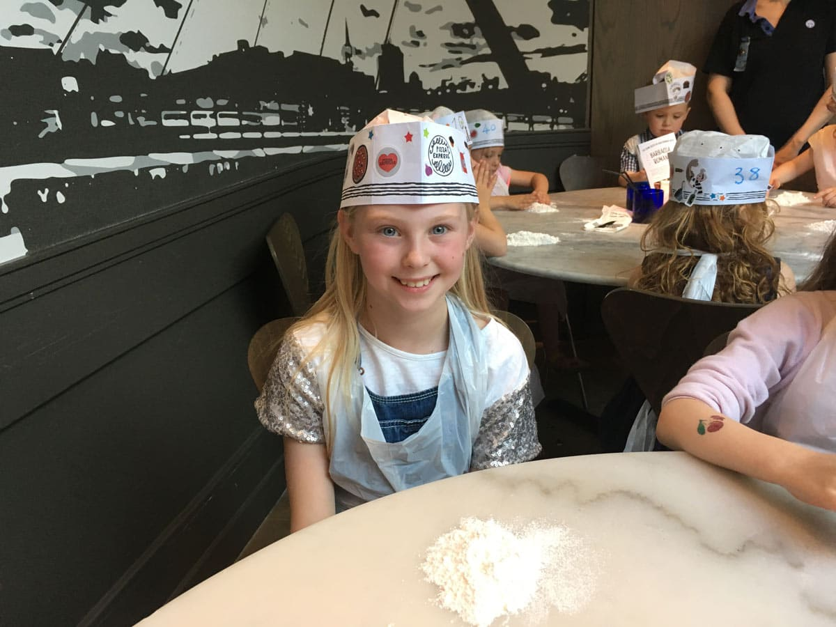 PIzza Express Party Flour