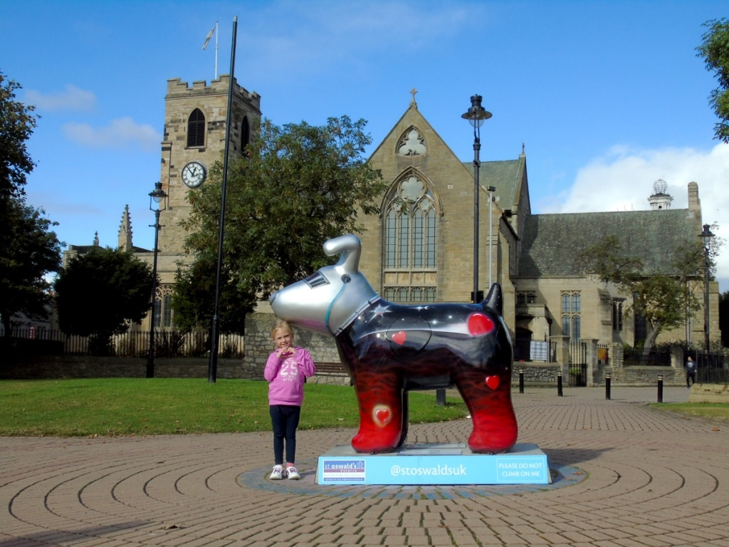 Great North Snowdogs - Luna