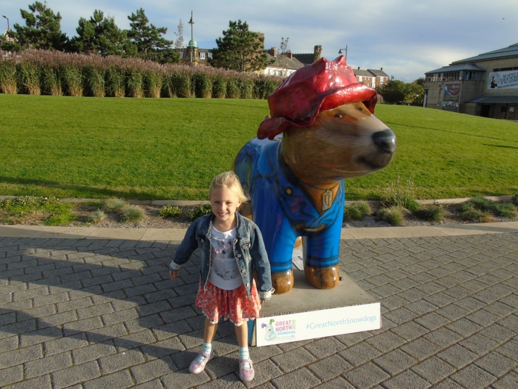 Great North Snowdogs - Pawdington