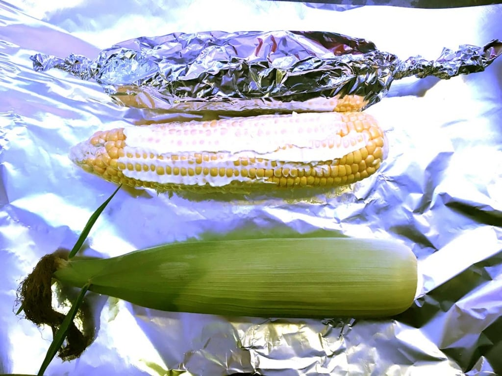 Corn on the Cob Parcels
