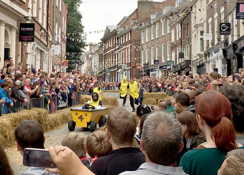 Micklegate Soap Box Derby