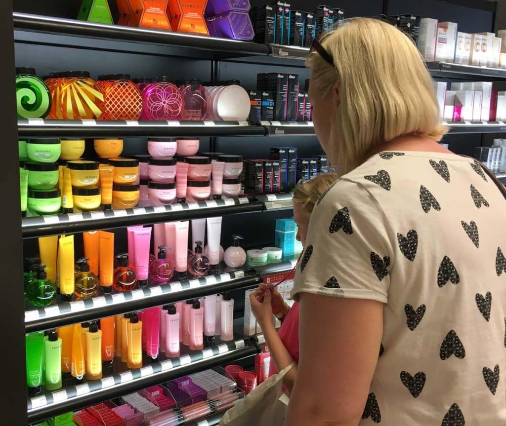 Palma Shopping Trip
