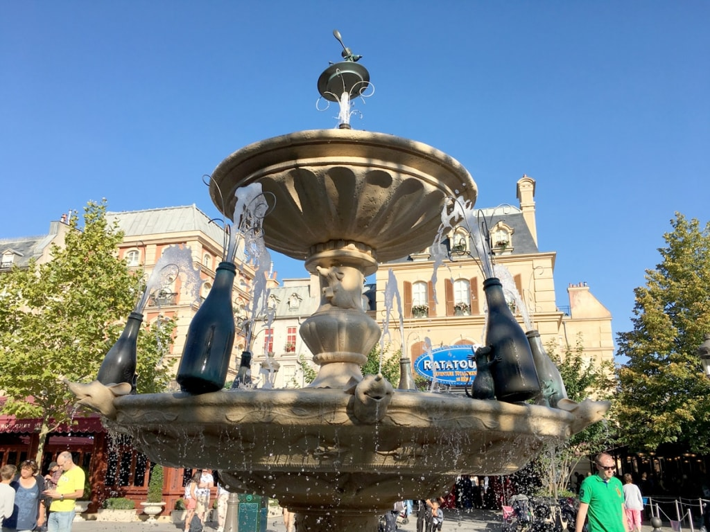 Paris in Walt Disney Studios