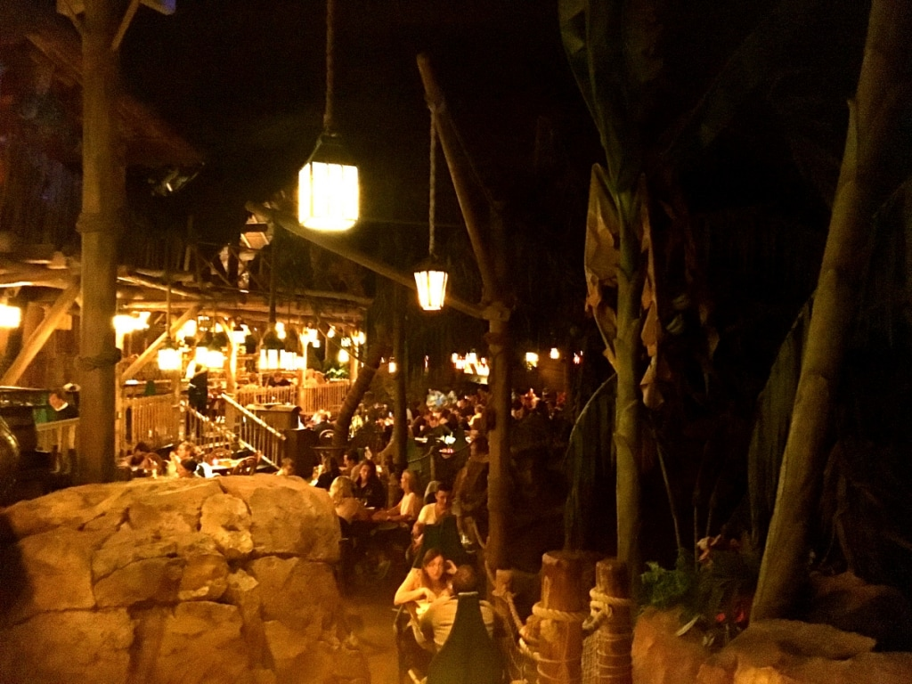 Blue Lagoon Disneyland Paris