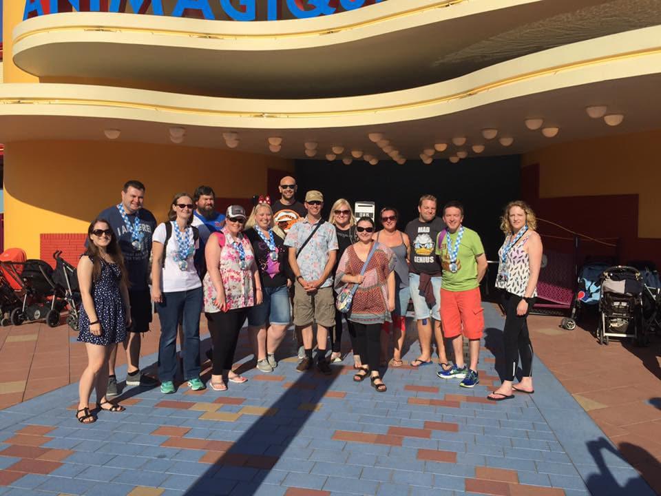 DisneyBrit Running Team
