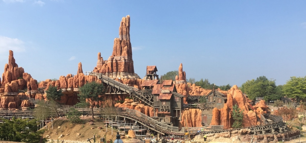 Thunder Mountain Refurb