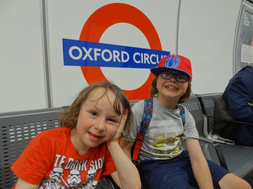 Getting around London