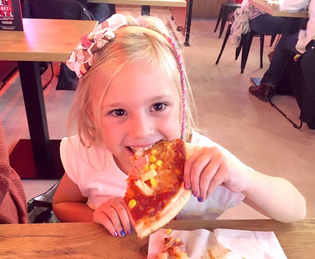 Pizza Storm Newcastle