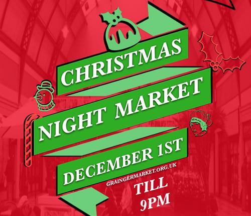 Christmas Night Market