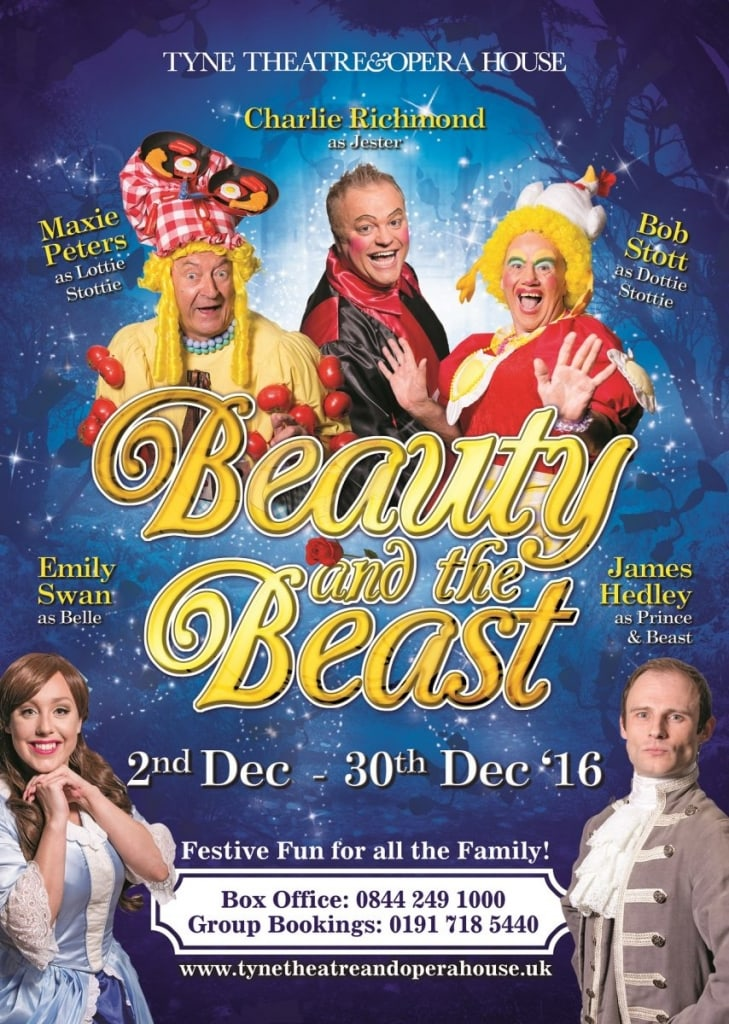 Beauty and the Beast - Tyne Theatre & opera House