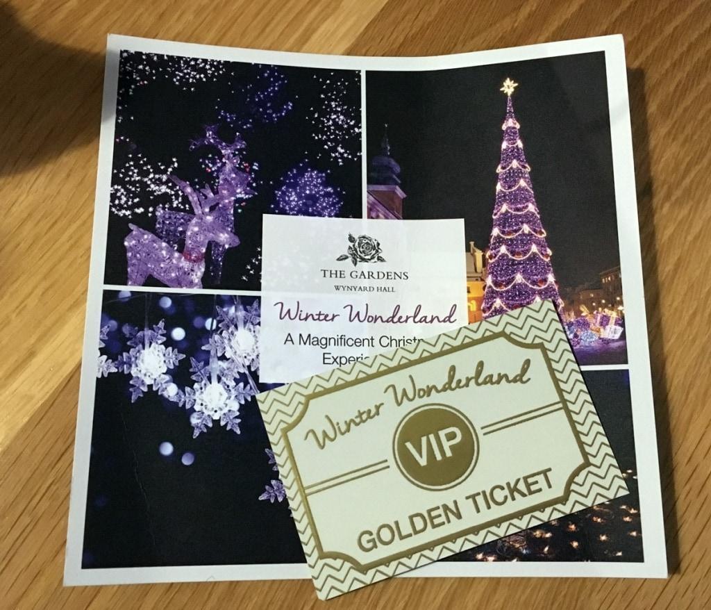 WInter Wonderland VIP Tickets
