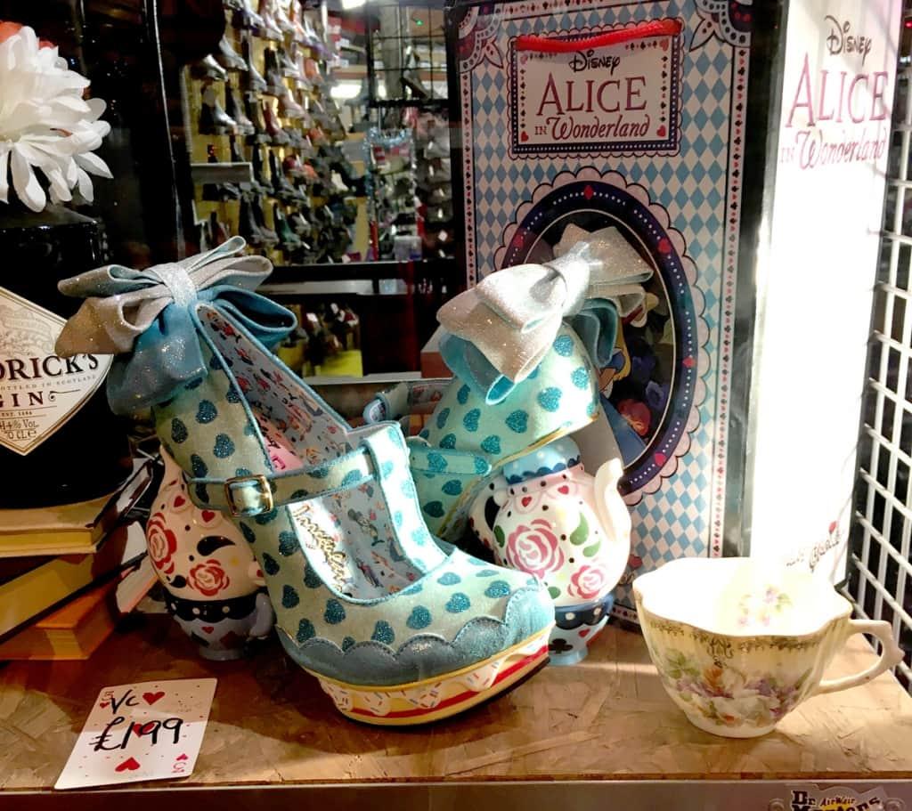 Disney Shoes at Scorpio