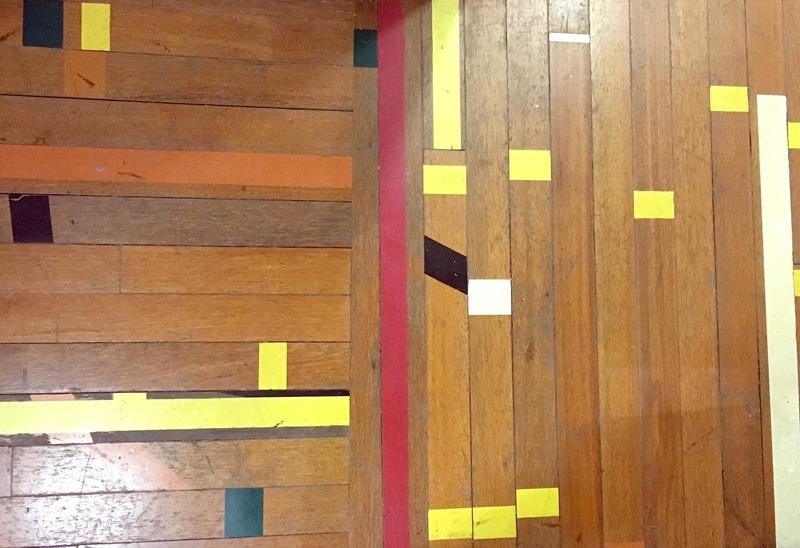 Cal's Own Jesmond, flooring