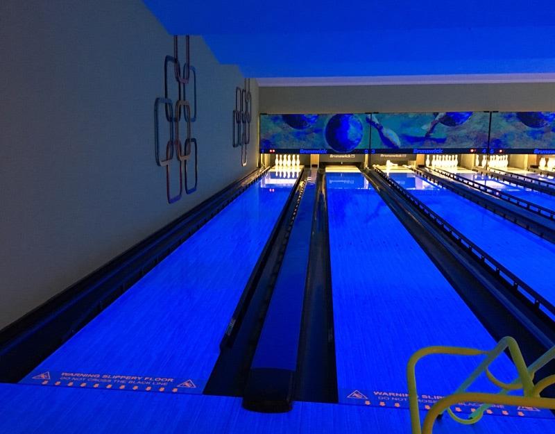 Eldon Bowl Newcastle Bowling Alley