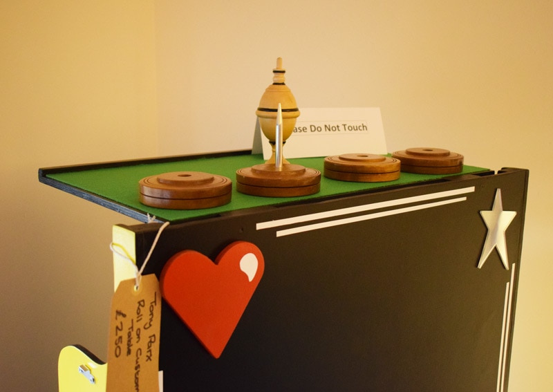 Magicbox Card Table