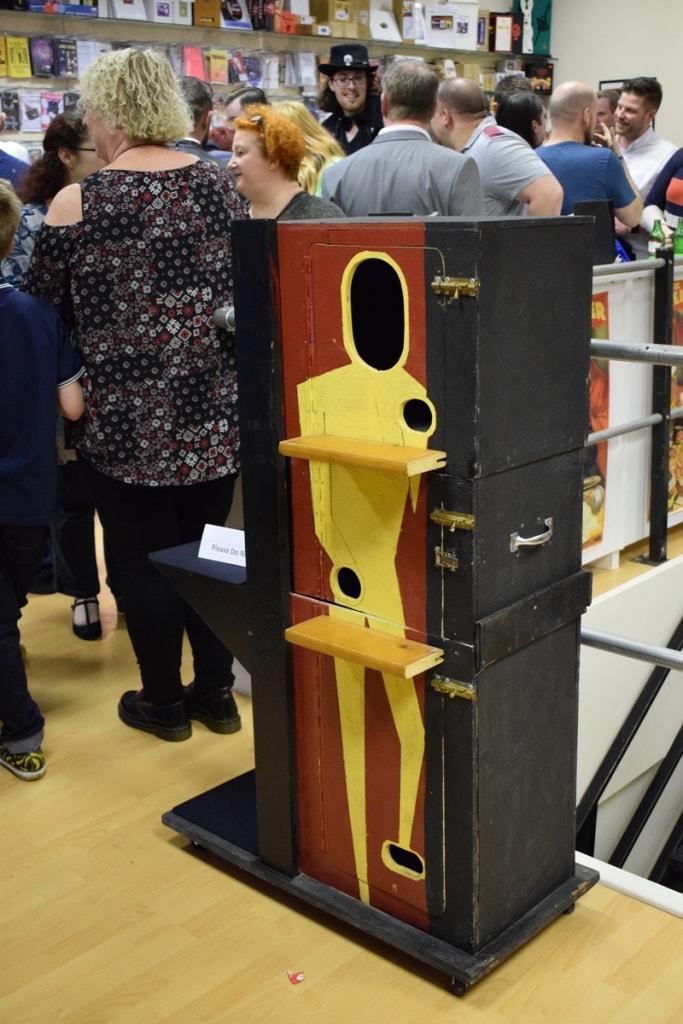 Magicbox Displays