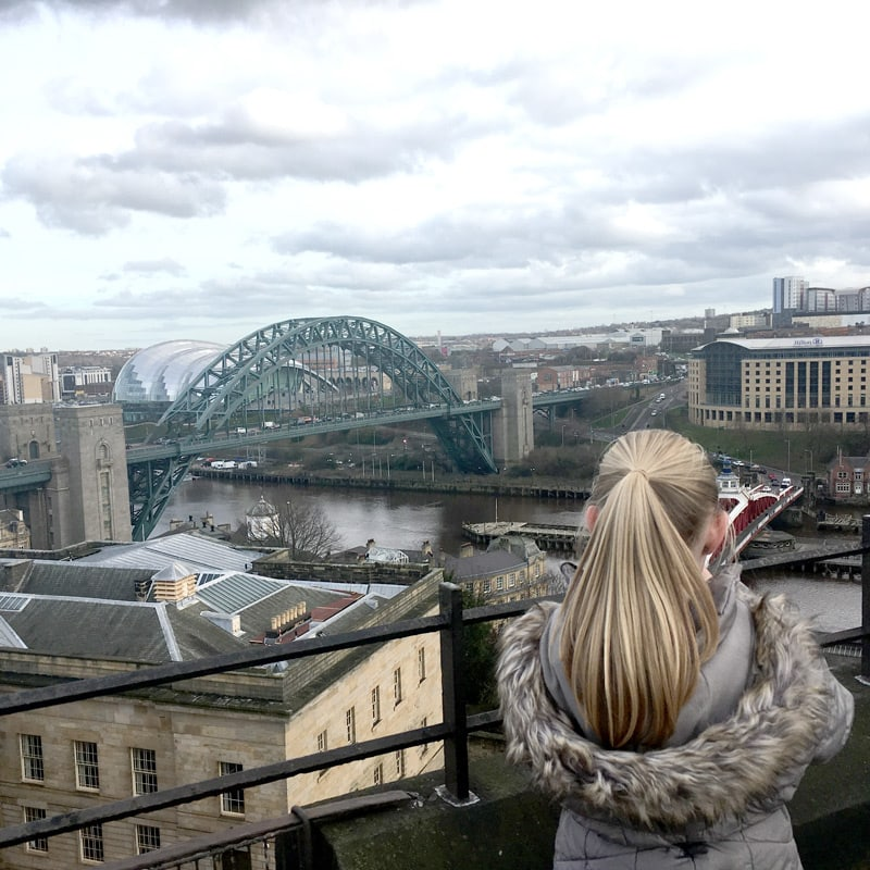 Newcastle castle Views