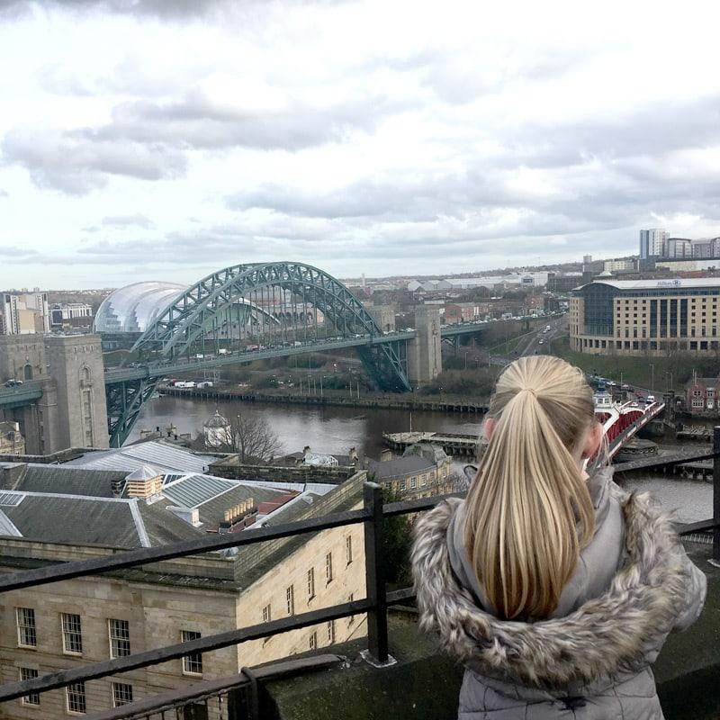 Newcastle castle Views