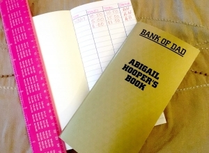 Bank of Dad Books