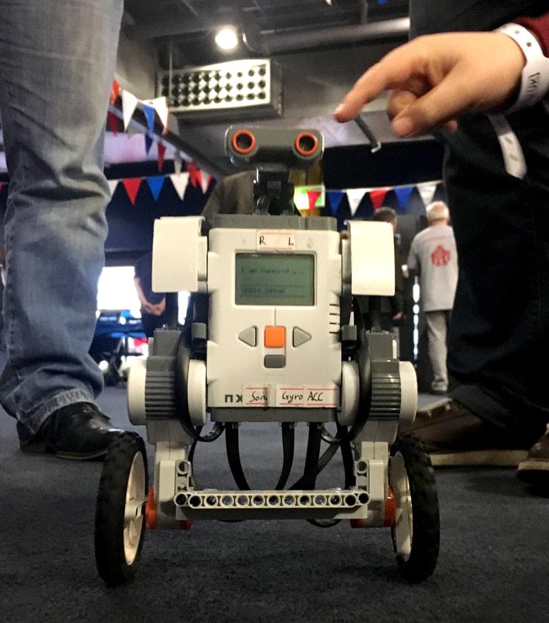 Self Balancing Robots