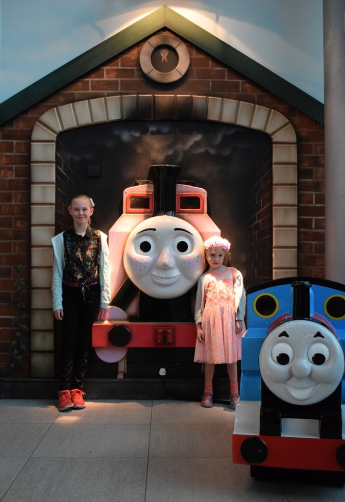 Drayton Manor Hotel Thomas