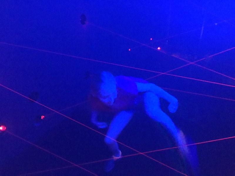 Laser Maze South Shields