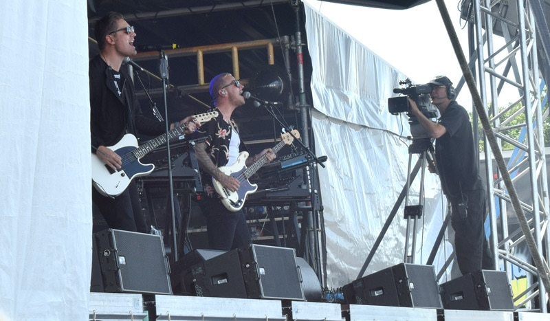 Busted Bents Park
