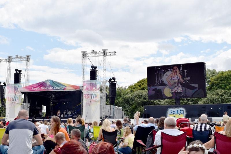 South Tyneside Festival Charlotte Yanni