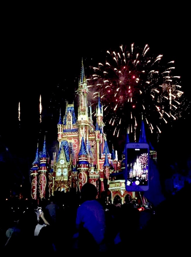Happily Ever After Nighttime show