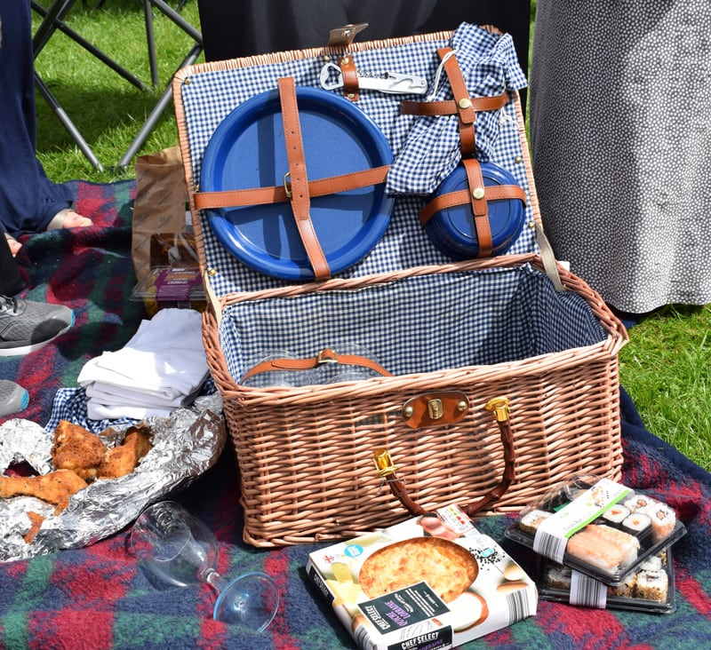 Picnic in Bents Park