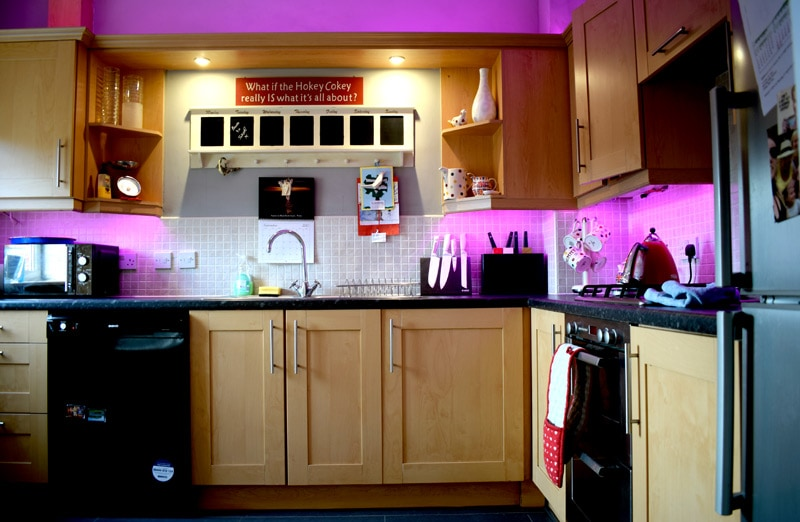 Annie Sloane Kitchen Makeover