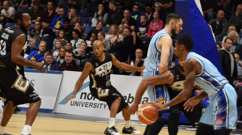 Newcastle Eagles Basketball 2017