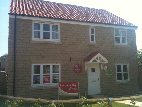 Barratt Homes Burniston