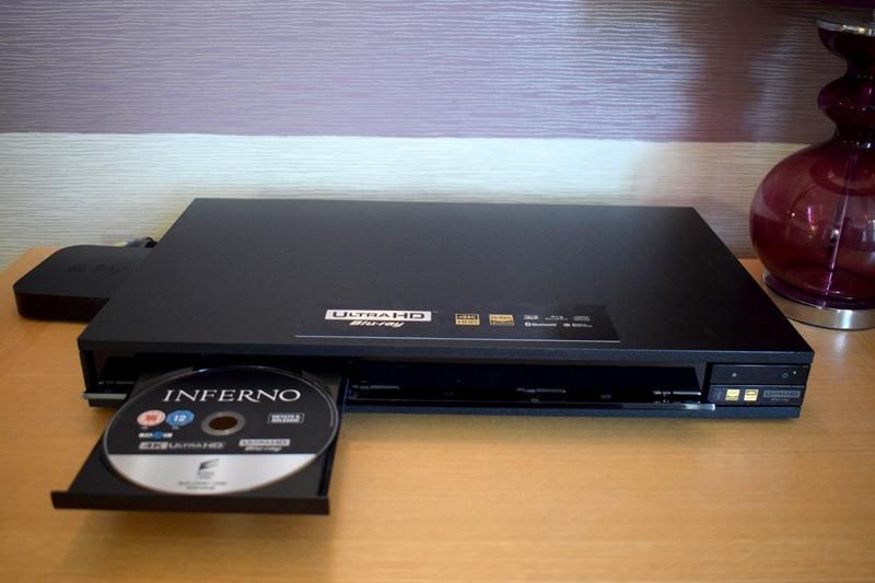 Ultra HD Bluray Player