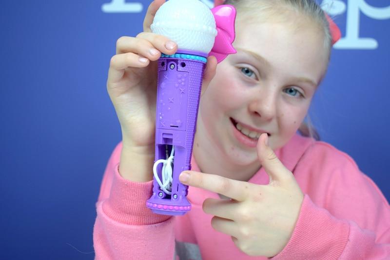 Jojo Siwa Microphone